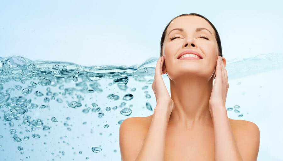 hydrafacial best treatment mild photoaging