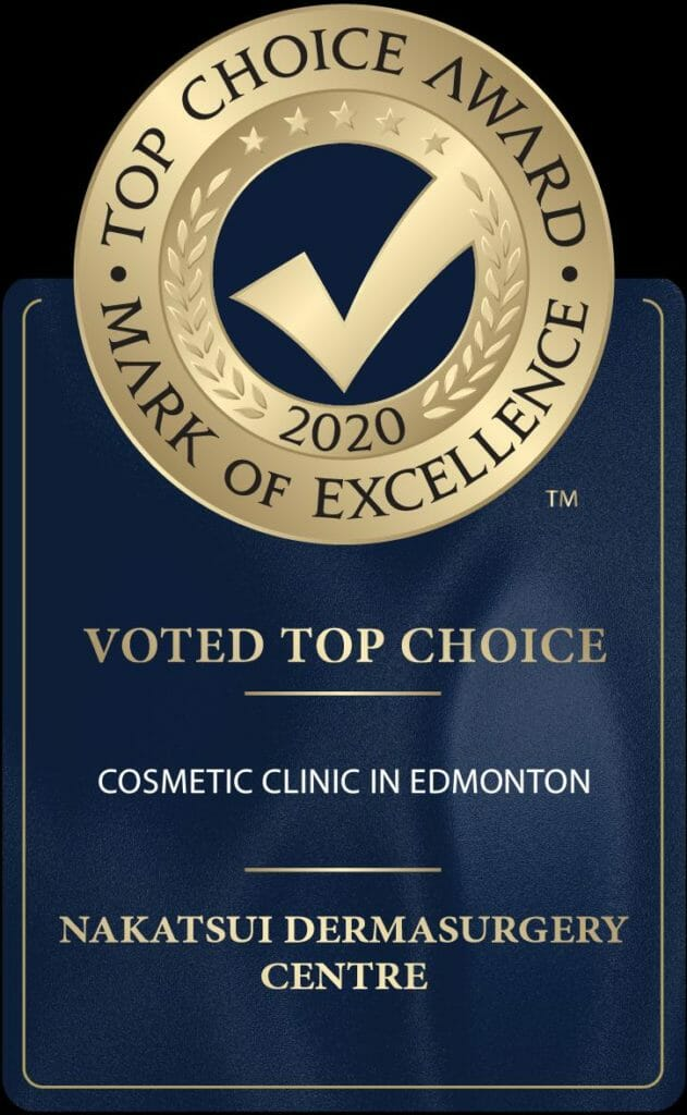 top choice cosmetic clinic Edmonton