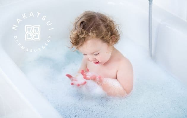 eczema bleach baths