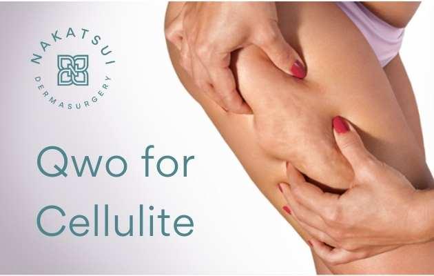 qwo collagenase for cellulite treatment